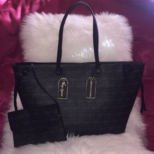 💞👜Foley+Corinna Large tote with medium pouch👜💞